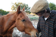 (Alexa Night) Tags: horses people austin texas country cash chase hillcountry 2010 winter2010 february2010