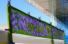 Linzfest 2013 -Tag 1 (austrianpsycho) Tags: linz banner bio fair schild lentos essbar 2013 linzfest geniesbar 18052013 linzfest2013
