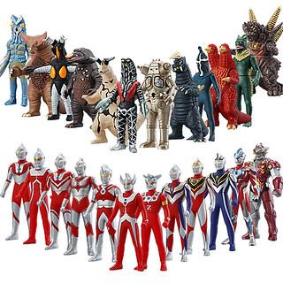 蒐藏超人力霸王的絕佳組合!