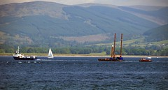 (zak355) Tags: clyde ship vessel trio tug barge towing rothesay workboat isleofbute lyrawabay