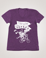 Critical Mass, 2012 (tuetyi) Tags: bicycle illustration design tshirt mass critical rideabike