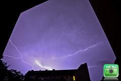 Lightning #3 (Square Eyes) Tags: canon lightning blitz squareeyes eos450d