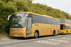 Galleon Travel - FJ56 YWB (Solenteer) Tags: volvo brighton panther plaxton dunnline b12b broadleycommon galleontravel fj56ywb