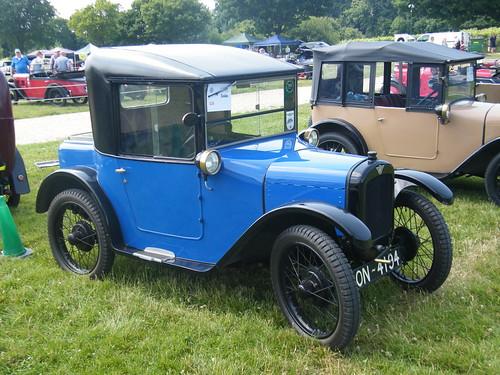 C6 - 1926 Austin Seven Doctor