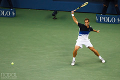 Richard Gasquet (mirsasha) Tags: nyc newyork unitedstates atp september flushingmeadows queens tennis semifinal usopen arthurashestadium richardgasquet 2013 rentedlens ustabilliejeankingtenniscenter