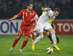 2014 FIFA WORLD CUP BRAZIL Asian Qualifiers (Play-off, 2nd Leg):  Uzbekistan 1  1 Jordan aet (1-1, 1-1); psa 8-9 (World Sport Group) Tags: fifa jordan worldcup uzbekistan afc wsg sportsmarketing asianfootballconfederation worldcup2014 asianfootball worldcupqualifiers sportssponsorship worldsportgroup pakhtakorstadium amerdeeb ahmadhayel worldcupasianqualifiers amershafi adnansuleiman odayzahran ivannagaev akmalshorakhmedov