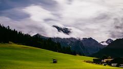 Alpine View (Daniel_Ernst) Tags: portrait lake mountains alps fog female clouds photoshop canon germany bavaria eos 50mm prime berchtesgaden long dof cloudy f14 filter nd 24mm alpen emotive 6d obersee knigssee fogy watzmann 24l exporsure vsco
