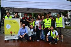 Caf da Manh do Ciclista 2013 - Faria Lima (ciclocidade) Tags: ciclista farialima ciclovia dmsc semanadamobilidade ciclocidade cafdamanhdociclista