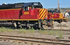 AVR Power, Glenwood Yard. (W&LE45) Tags: railroad train pittsburgh trains glenwood bo pike division railroads csx avr sd45 gp11 alleghenyvalleyrailroad