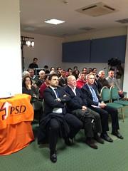 """Conferência """"Portugal no Rumo Certo - OE 2014"""" na Guarda"""