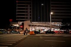 Nagoya Station (kinpi3) Tags: street station japan night cityscape nagoya gr ricoh meieki