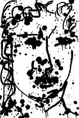 2013.10.30 Four Quick Self-Portraits at 2 AM (3) (Julia L. Kay) Tags: sanfrancisco portrait woman selfportrait art face mobile female digital self sketch san francisco artist arte julia drawing kunst autoretrato kay daily dessin jackson peinture drip portraiture 365 pollock everyday dibujo splatter dpp touchscreen artista mda fingerpaint jacksonpollock artiste jacksonpollack iphone künstler iart digitaldrawing isketch mobileart idraw fingerpainter iphoneart juliakay julialkay jacksonpollackapp jacksonpollockapp iamda mobiledigitalart jacksonpollackapponly dailyportraitproject jacksonpollockapponly