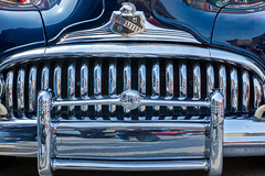 Grillwork - Buick Eight