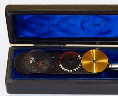 Antique Morton's Ophthalmoscope (Mukumbura) Tags: london eyes antique doctor instrument medicine tool surgeon ophthalmology diagnostics ophthalmoscope eyespecialist mortonsophthalmoscope currypaxton