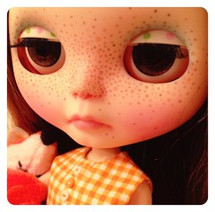Bennett's freckles (tubbysnuggles) Tags: camera blythe icy iphone