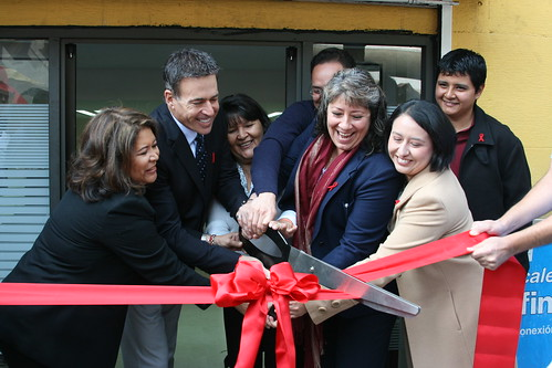 Mexico City Wellness Center Opening (12/1/13)