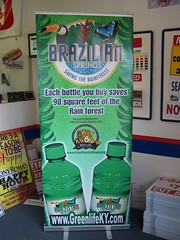 Retractable Banner Stand | Signarama Lexington, KY | Brazilian Springs
