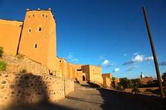 Kasbah di Ouarzazate (Giorgio Pongiluppi) Tags: morocco marocco ouarzazate kasbah