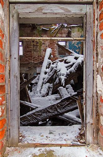 Муром, заброшенный дом