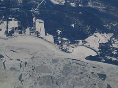 Le Fleuve Saint-Laurent sous les Glaces #4 (escailler arthur) Tags: winter snow canada ice water landscape photo quebec hiver neige iceberg glace fleuve vancayzeele
