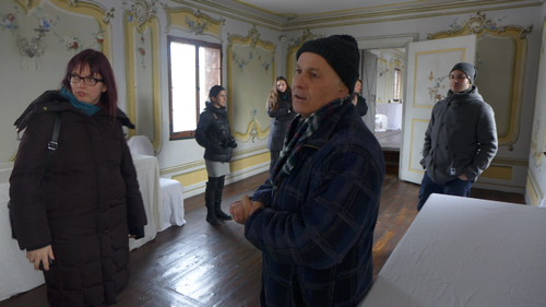 "Workshop : History of TheatreSpace, Baroque Theatre in Cesky Krumlov • <a style=""font-size:0.8em;"" href=""http://www.flickr.com/photos/83986917@N04/12498286384/"" target=""_blank"">View on Flickr</a>"