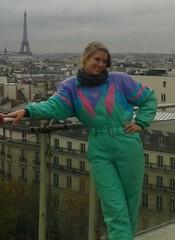 857490_10153573596375377_1691042361_o (onesieworld) Tags: snow ski sexy fashion one shiny suit 80s piece nylon catsuit