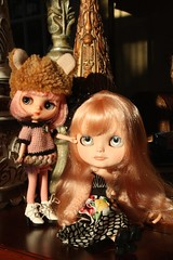 LilBellue and Savannah....