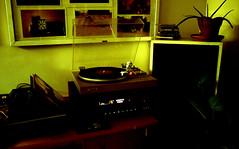 fujichrome (bluebird87) Tags: nikon f100 turntable stereo velvia dxo epson v600 50 fujichrome