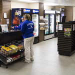 "<b>Dining Services Rennovation.</b><br/> Photos depicting the newly rennovated dining options. <a href=""http://farm3.static.flickr.com/2844/13872011483_7329fa3734_o.jpg"" title=""High res"">∝</a>"