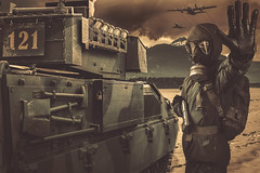 Apocalypse (Daniel Bernhart) Tags: apocalypse nikond3 2470 nbc military death warfare theend ferociousness fighter gailtal
