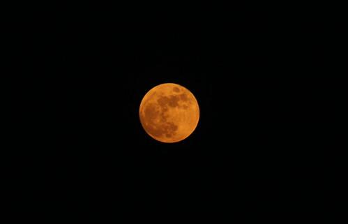 Penumbral Lunar Eclipse.