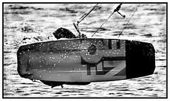 B&W. (De carrusel) Tags: 2015 mar varios carrusel lapalme languedocroussillon francia fr