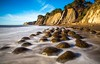 The Bowling Ball Swirl (dezzouk) Tags: bowlingballbeach california pointarena sunset schoonergulch beach