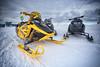 Moto-neige (Littlepois Photographie) Tags: nikon d4 littlepois colorefexpro lr4 motoneige finlande laponie neige snow nikon1635f4 skidoo
