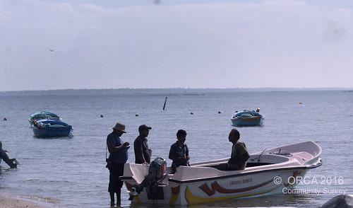 Fishing Comunity survey