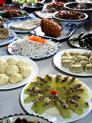 Food (MelindaChan ^..^) Tags: gongcheng youcha 恭城 油茶 恭城油茶 snack chanmelmel mel melinda melindachan tea drink food eat tradition culture dish plate
