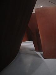 Richard Serra at SF Moma (ty law) Tags: sanfrancisco2017 sanfrancisco sfmoma art museum modern coittower oaklandbaybridge leovillareal richardserra alexandercalder clyffordstill morrislouis cytwombly transamericabuilding gerhardrichter berndandhillabecher roylichtenstein jasperjohns
