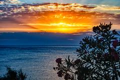 Paros (Kevin R Thornton) Tags: d90 parikia mediterranean greece nikon sunset travel paros egeo gr