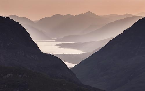 scotland glencoe ballachulish landscape