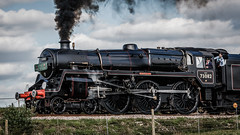 Camelot (snomanda) Tags: train locomotive locomotion engine steam railway bluebell heritage historical industrial rail smoke