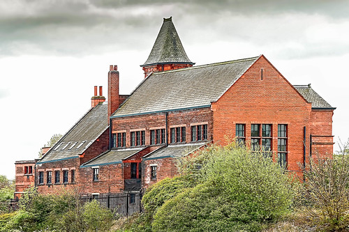 Back View of Holbeck Library