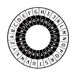 Anglų lietuvių žodynas. Žodis cipher reiškia 1. n 1) (arabiškas) skaitmuo; 2) nulis; 3) šifras; 4) monograma;2. v 1) skaičiuoti, apskaičiuoti, (out); 2) šifruoti lietuviškai.