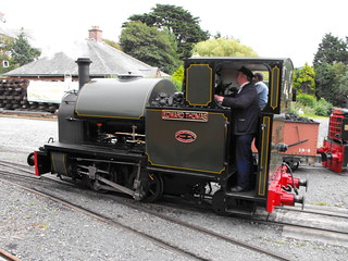 'Edward Thomas' @ Talyllyn Railway - Aug. 2009