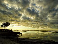 1687 - DSCF5678A flickr (tshoemaker) Tags: sunrise clouds morsepark murrellsinlet southcarolina terryshoemaker fujihs50camera