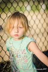 Autumn at the game.. (Adam Hagerman) Tags: child portrait warm photography adam hagerman nikon d7000 85mm 18 g dx spring sunny look eyes green love bokeh sharp