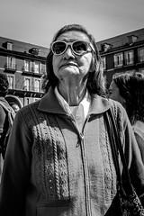 _DSF2082 (Antonio Balsera) Tags: bw bn plazamayor semanasanta gente madrid comunidaddemadrid españa es