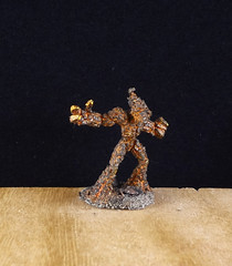 Fire-Elemental-Magma-Golem-Painted-Miniature-7 (Dead Bard Miniatures) Tags: dd dungeons dragons dnd pathfinder warhammer painted ralpartha grenadier reaper miniature gaming