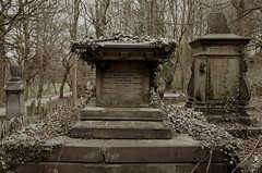 Bygone  Explored 24th March 2017 :-) X (Vide Cor Meum Images) Tags: mac010665yahoocouk markcoleman markandrewcoleman videcormeumimages vide cor meum nikon d750 sheffield england english cemetery victorian industrial industry graves mortality sepia