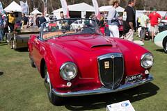 1957 lancia aurelia b24 convertible (distancexx) Tags: amelia island concours lancia aurelia