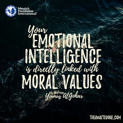 Quote of the Day: Your Emotional Intelligence... (Mehdi/Messiah Foundation International) Tags: emotional emotionalintelligence emotions intelligent moralvalues morality quote quoteoftheday quotes realtalk truth water younusalgohar